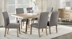 light wood dining room sets pine oak beige etc