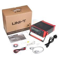 Bench Dmm by Uni T Ut803 Bench Digital Multimeter