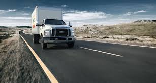 100 Used Medium Duty Trucks Power Levels For The F650 And F750 Revealed The News Wheel