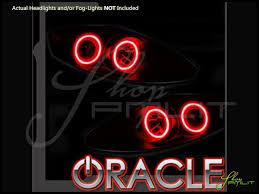 03 06 porsche cayenne led halo rings headlights bulbs