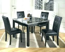 Granite Dining Room Table Bases Marble Tables Round Top Glamorous
