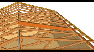 100 House Trusses How To Turn Flat Engineered Roof Truss System Into Cathedral