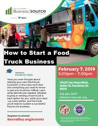 100 Renting A Food Truck FEB 7 2019 How To Start Your Business FREE WORKSHOP