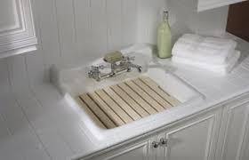 7 laundry sinks from kohler cast iron beauties retro renovation