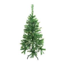 4 Foot Christmas Tree Larger Photo Email A Friend White Pre Lit