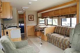 Motorhome And RV Rental In America
