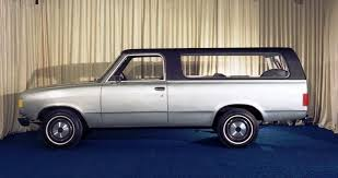 100 Blazer Truck Chevrolet Protorypes