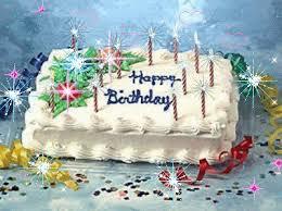 Animated Birthday Cake Free Download