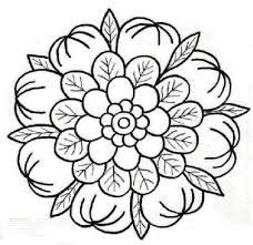 Top Lotus Flower Mandala Coloring Pages 827x
