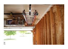 Ceiling Material For Garage by Racor Ldl 1b Ladder Lift Amazon Com
