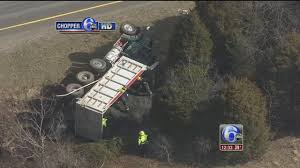 Dump Truck Crashes And Overturns In Millville, N.J. | 6abc.com Truck Accident Lawyer Nj Have You Been Injured In A Teacher Student Killed Horrific Accident Volving School Bus Driver Tanker Truck On New Jersey Turnpike Two Dead As Crashes With Triaxle Dump Collides And Overturns Onto Vehicle Sending Fedex Tractor Trailer Overturns Snarling Traffic Man Dies Crash With Ctortrailer Police Nbc Company Involved Deadly Crash Has Causes Big Delays On Route 78 Cbs Local Deli Meat Collides Bread Highway Mount Olive 80 School Dump