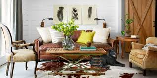 Country Style Living Room Decorating Ideas by Country Farmhouse Decor Ideas For Country Home Decorating