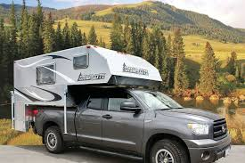 100 Ultralight Truck Campers Livin Lite And Toy Haulers RV Magazine