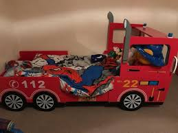 Fire Engine Bed | In Endon, Staffordshire | Gumtree Red Fire Engine Bed With Led Lights Majestic Furnishings Truck Woodworking Plan By Plans4wood Kidkraft Toddler Wayfaircouk Mtbnjcom Freddy Single Amart Fniture Truck Bed Step 2 Little Tikes Toddler Itructions Inspiration Amazoncom Delta Children Wood Nick Jr Paw Patrol Baby Fresh Step Pagesluthiercom Cheap Set Find Deals On Line At 460330 Bunk Beds Seatnsleep Coolest Ever Firefighter In Florida Builds Replica Fire