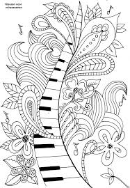 236 Best COLORING BOOK PIANOS MUSICAL INSTRUMENTS GUITARS