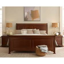 Vaughan Bassett Dresser Drawer Removal by Charleston 3 Piece King Bedroom Set
