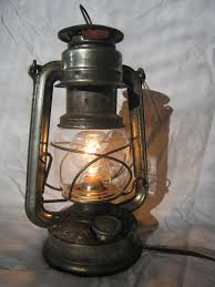 Aladdin Caboose Wall Lamp by Convert A Kerosene Lantern Into An Electric Lamp Yes Boy U0027s