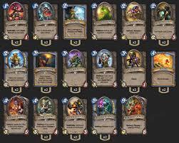 hearthstone deck list mech mage deck guide loe budget mech mage by regiskillbin 2p