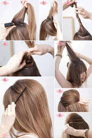 Cute Hair Tutorial Step By Pouf