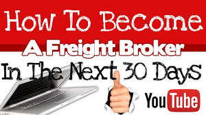 100 How To Become A Truck Broker Freight Secrets Freight Or Gent In
