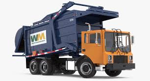 100 Waste Management Garbage Truck Mack Garbage Truck Rigged 3D Model TurboSquid 1168348
