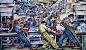 Diego Rivera Rockefeller Mural by Detroit Why The Domestic Auto Industry U0027collapsed U0027 Democratic