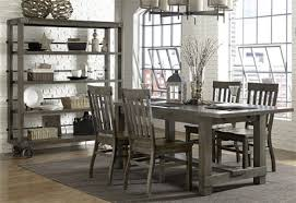 Shop For The Magnussen Home Karlin 5 Piece Rectangular Table And Chair Set At Bullard Furniture
