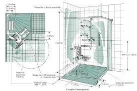 salle de bain handicap norme hauteur lavabo salle de bain norme