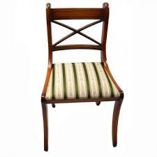 original antike englische esszimmerstühle aus mahagoni eiche