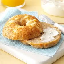 Panera Pumpkin Bagel by 35 Panera Bread Copycat Recipes Taste Of Home