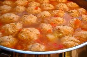 cuisine typique ciorba de perisoare plat typique roumain de noel