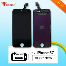 Aliexpress Buy for iPhone 5s lcd Touch glass 10pcs lot lcd
