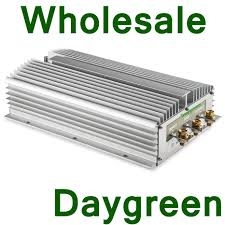 100 Truck Step Up Daygreen 2PCS WHOLESALE 12V TO 24V 80A 1920W ELECTRIC REFRIGERATED