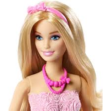 Barbie Doll Photo With Name