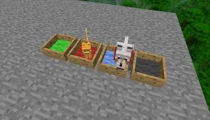 Minecraft Sofas Mod
