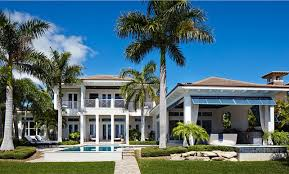 Florida Beach House With Classic Coastal Interiors Home Bunch Caribbean Breeze British West Indies