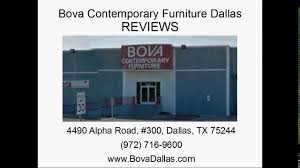 BOVA Contemporary Furniture Dallas TX REVIEWS Dallas Furniture Store Reviews