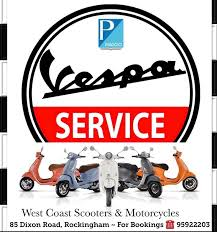 Repairs Upgrades For Most Makes And Models Of Scooter New Or Old In Our On Site Workshop We Are An Authorised Vespa Piaggio Aprilia