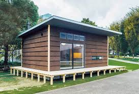 104 Japanese Tiny House Three Prefab Homes Architect Magazine