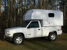 One Guy's Slide-In Truck Camper Project: January 2013 | Bike Stuff ...