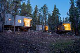 100 Minimalist Cabins Camp Gives Outward Bound A New Look GearJunkie