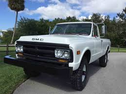 1969 Gmc Truck - Best Image Of Truck Vrimage.Co