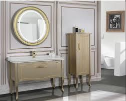 retro nostalgie badmöbel set badezimmer schrank