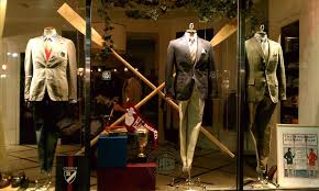 Creative And Inspirational Display Thrift Preppy Clothing Store Window Displays Best Bridal Images
