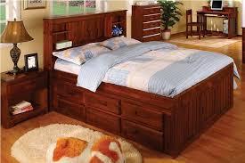 full size captains bed target modern storage twin bed design