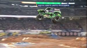 100 Monster Truck Oakland Jam Coming To Levis Stadium