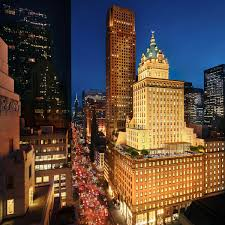 JeanMichel Gathy to transform New Yorks Crown Building into ultra