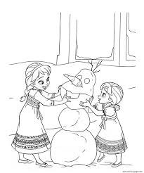 Sisters Frozen 7ac1 Coloring Pages Print Download 539 Prints