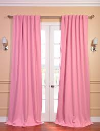 Pale pink curtains Furniture Ideas