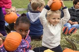 Pumpkin Farm In Palos Hills by English Welcoming Class Students At The Pumpkin Farm Lycée